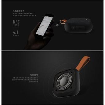 Loa bluetooth 4.1 âm thanh HIFI công nghệ NFC chống nước chống bụi tiêu chuẩn ipx5 Remax RB-M15