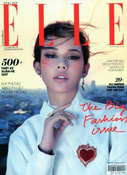 Phái Đẹp - Elle - Số 78 (Tháng 4/2017)