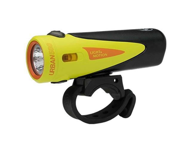 Light & Motion Urban 500 Light Front - Yellow - 856-0642-A