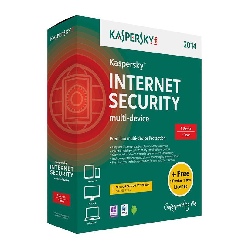 Kaspersky Internet Security Multi Device (5devices)