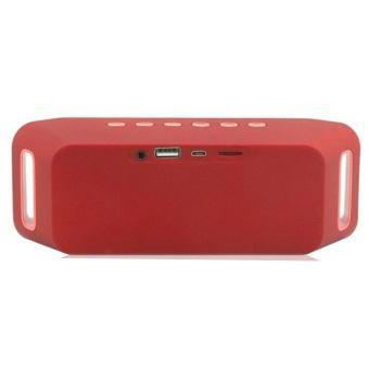 Loa Bluetooth SUNTEK S204 (Đỏ)
