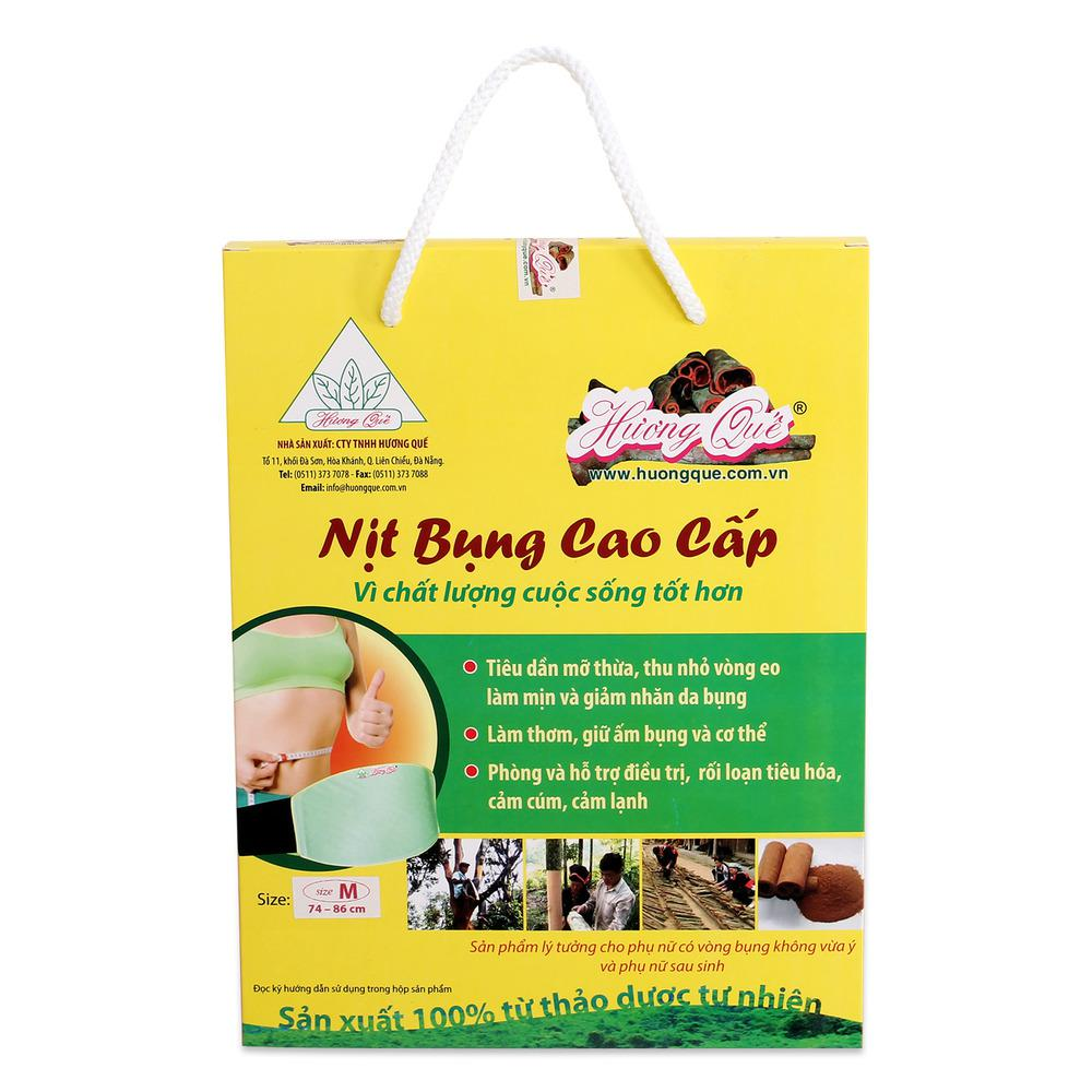 Nịt bụng Hương Quế cao cấp size M