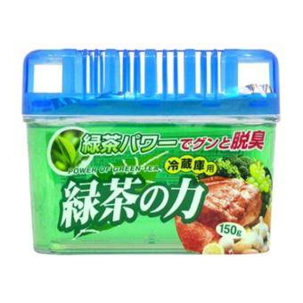 Hộp khử mùi tủ lạnh hương trà xanh Kokubo (Japan)