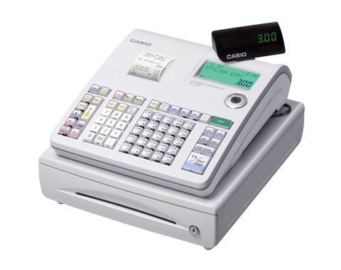 Máy tính tiền điện tử Casio SE-S300