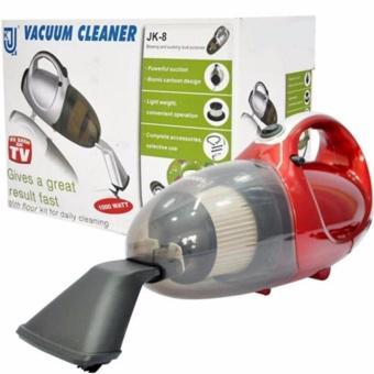 Máy hút và thổi bụi 2 chiều cầm tay Vacuum Cleaner JK-8 + Tặng kèm 10 nắp bịt ổ cắm điện an toàn cho...