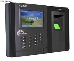 Máy chấm công tích hợp dấu vân tay Silicon TA2300