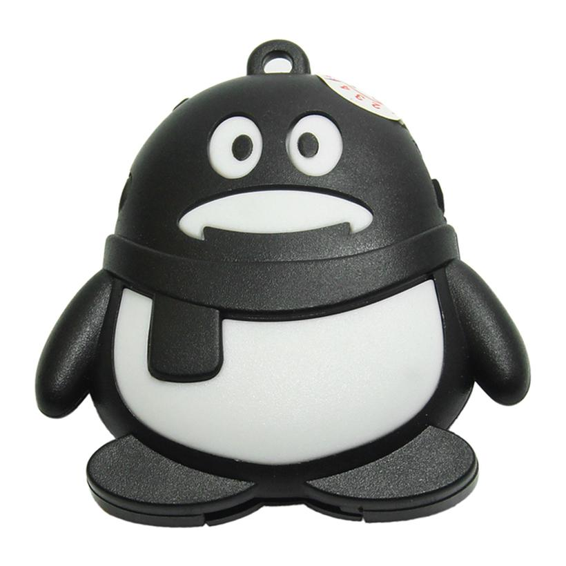 Máy MP3 chim cánh cụt Đen