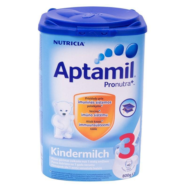 Sữa Aptamil Đức số 3 800g (Trên 12 tháng)