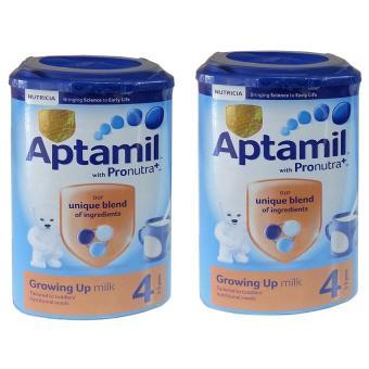 Bộ 2 Sữa Aptamil Anh số 4 900g