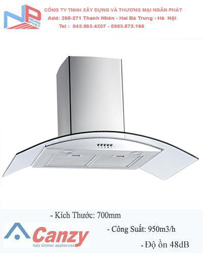 Máy hút mùi Bosch – DHL755B
