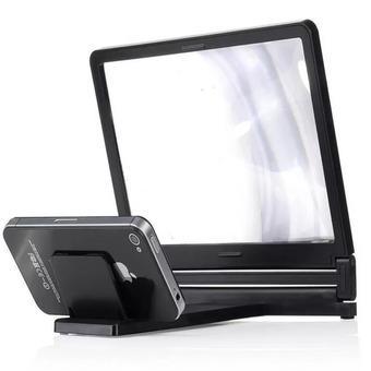 Kính 3D phóng to màn hình điện thoại Smartphone F1 (đen)