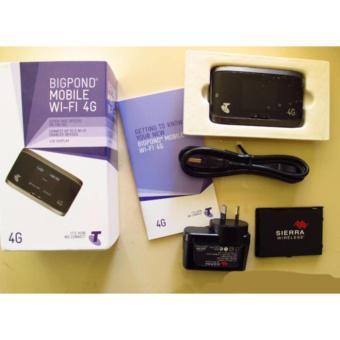 Thiết Bị phát wifi di động 4G Netgear AirCard 760S(đen)