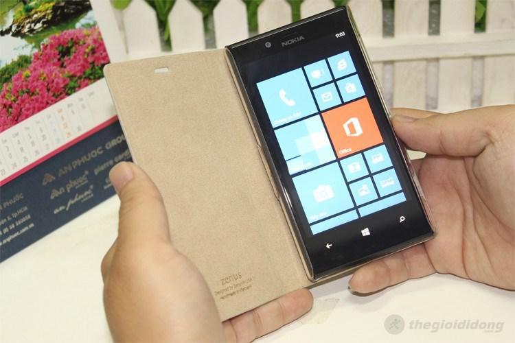 Miếng dán màn hình điện thoại Kim Cương Nokia 720/820
