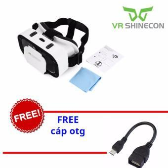 Kính 3D Vr Box shinecon chính hãng + cáp otg android