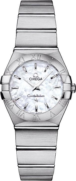Omega Constellation Brushed 24mm