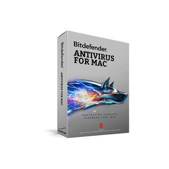 Phần mềm diệt virus Bitdefender Antivirus For Mac 1PC (1PC/1 năm)