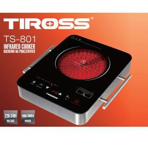 Bếp Hồng Ngoại Tiross TS801