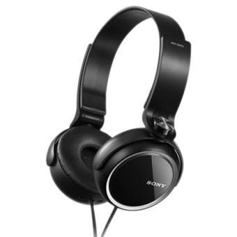Tai nghe Sony MDR-XB250 / Đen