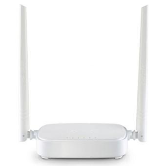 Thiết bị phát sóng WIFI 2 anten tốc độ 300M TENDA N301 (Trắng)