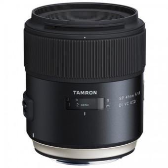 Ống kính Tamron SP 45mm F/1.8 Di VC USD cho Canon (Đen)