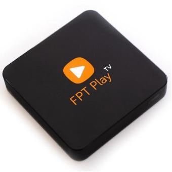 Smart TV box FPT Play box truyền hình internet (Đen)