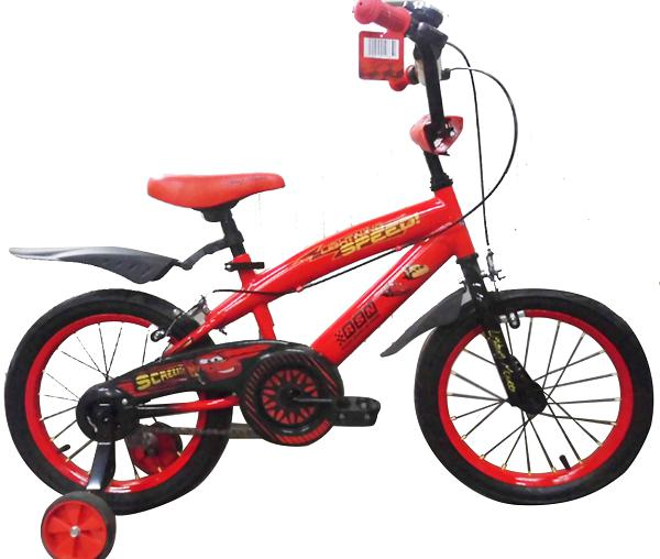 Xe đạp Cars Disney 16
