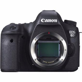 Canon EOS 6D 20MP Body - Hãng Phân phối chính thức