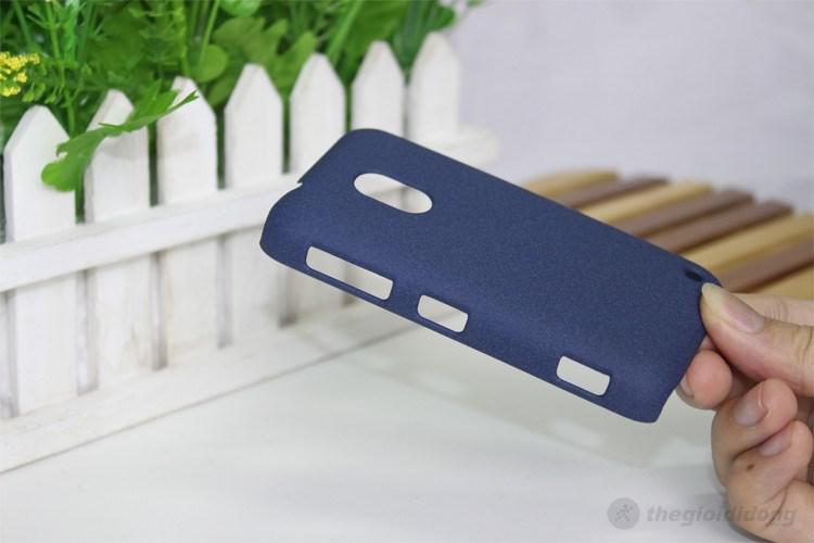 Ốp lưng Nokia Lumia 620 - (hiệu Nillkin) (cứng)