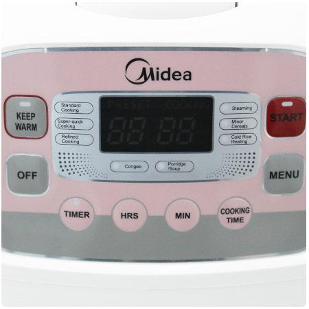 Nồi cơm điện Midea MR-SC18MA