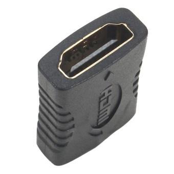 Đầu nối HDMI 2 đầu âm Connect Adapter (Đen)