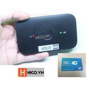 Bộ phát wifi 3G / 4G LTE Huawei E5573 150Mb/s tốc độ cực nhanh kèm sim Mobifone trọn gói 11 tháng