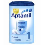 Sữa Aptamil Anh số 1 - 900g (dành cho bé từ 0-6 tháng)