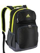 Adidas Team Strength Backpack (M) Black/Green
