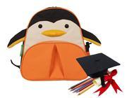 Balo hình chim cánh cụt GreenToTo