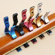 Moonar Musical Instrument Accessories Alloy Guitar Capo Bass Quick Change Clamp Tone Tuning sandhi C...
