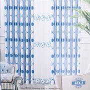Màn cửa gấm bố dày chống nắng và tia UV Hàn Quốc 2mx2m 604-5