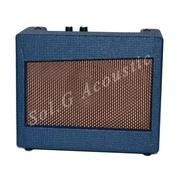 Âm ly guitar mini Vines màu xanh