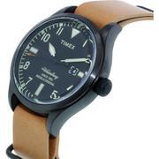 Đồng hồ nam dây da Timex TW2P64700 (Nâu)