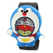 Đồng Hồ Trẻ Em Dây Plastic Guote TIKI-025 Hình Doraemon