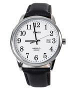 Đồng hồ nam dây da TIMEX TW2P75600 - Đen