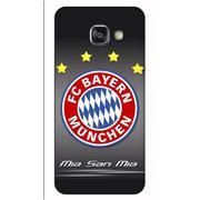 Ốp lưng nhựa dẻo nhựa cứng cho Samsung Galaxy A3-2016 (Hoạ tiết Logo CLB Borussia Dortmund )