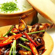 Cháo ếch Singapore hấp dẫn dành cho 2 người - Nhà hàng RedHouse