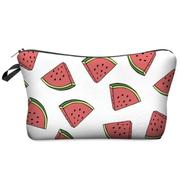 Cute Fashion Travel Cosmetic Bag Makeup Case Multifunction Toiletry Zipper Wash Organizer Pouch Stor...