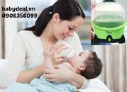 Máy tiệt trùng tự động 5 bình sữa UPASS đem đến cho mẹ và bé sự tiện nghi, an toàn, giảm giá còn 1.2...