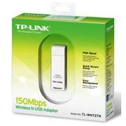USB thu wifi không dây TP-Link TL-WN727N (Trắng)