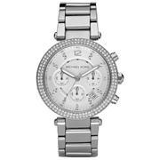 Đồng hồ nữ dây thép không gỉ Michael Kors MK5353 (Bạc)
