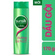 Dầu gội Sunsilk xanh lá dưỡng dài mượt 170g 32008737