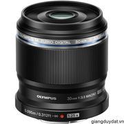 Olympus M.Zuiko Digital ED 30mm f/3.5 Macro