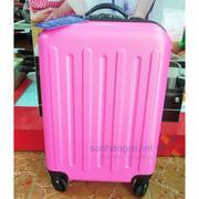 Vali du lịch xách tay có khóa số Lock&Lock Travel Zone LTZ615PKSS 20inch - Màu hồng