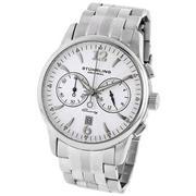 Stuhrling Original Mens Aristocrat Elite Chronograph Watch